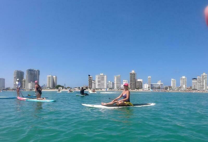 PADDLE BOARDING/ SURF DE REMO