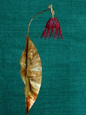 Amethyst Simple Flower Stake