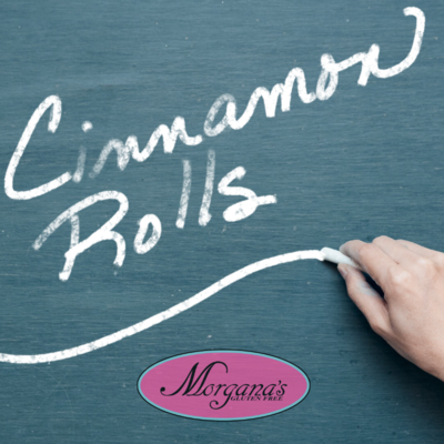 Pre Order-Cinnamon Roll- Baked Fresh Saturday Morning