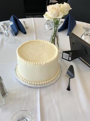 "Cake - 8"" 3 Layer"