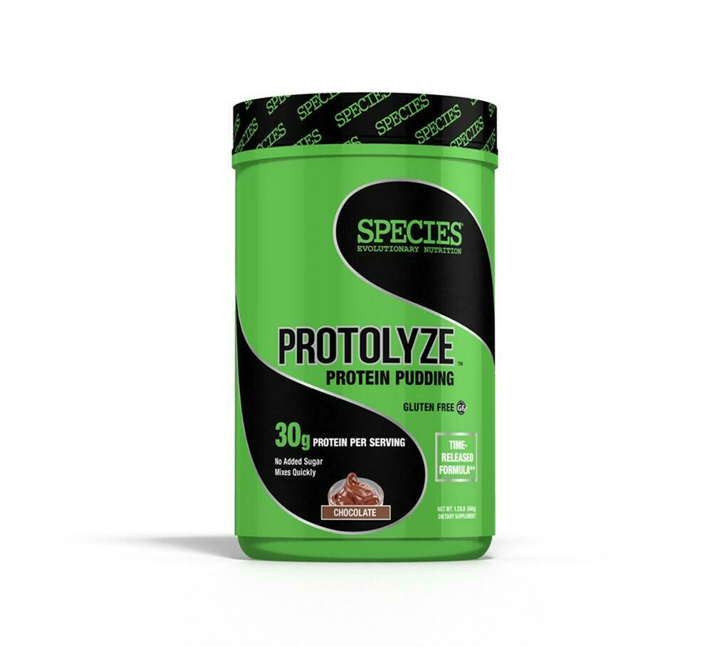 PROTOLYZE: Instant Protein Pudding. Made in the USA.