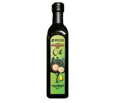 MACADAMIA NUT OIL: Healthy Great Tasting Oil. Made in South Africa. 500mls
