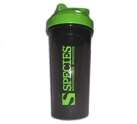 Species Nutrition Shaker Cup.
