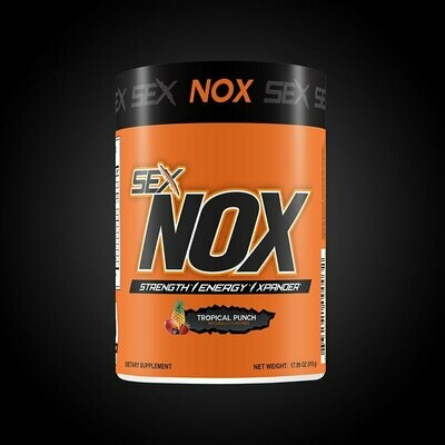 SEX NOX. Made in the USA.