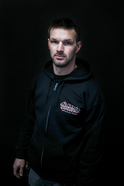 Alandia Motorsport Zip Hoodie