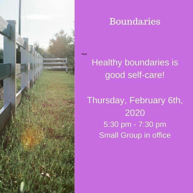 Boundaries 2/6