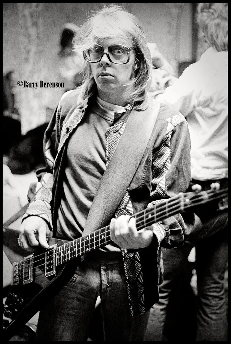 Hot Tuna - Jack Casady - 1976