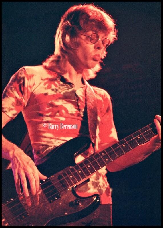 Hot Tuna - Jack Casady - 1975