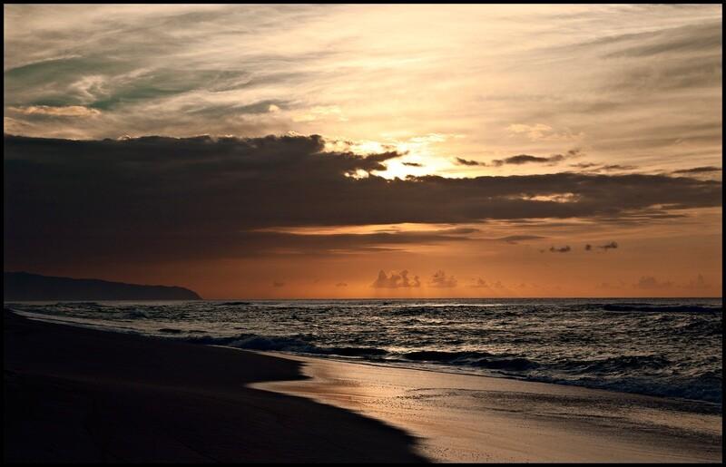 Sunset Beach - Oahu, HI