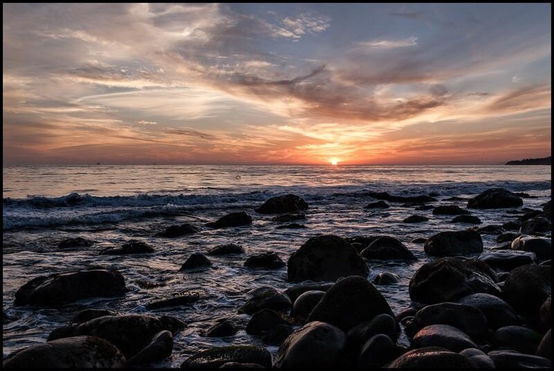 Sunset - Santa Barbara, CA