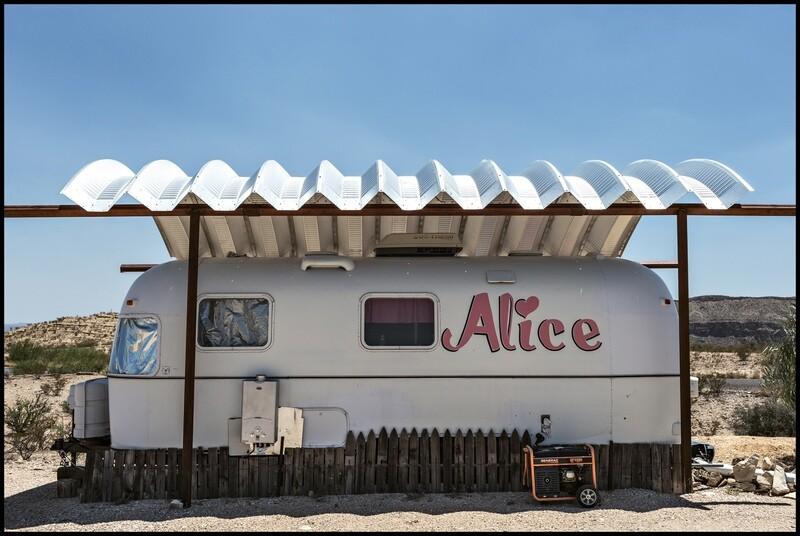 Alice - Terlingua, TX