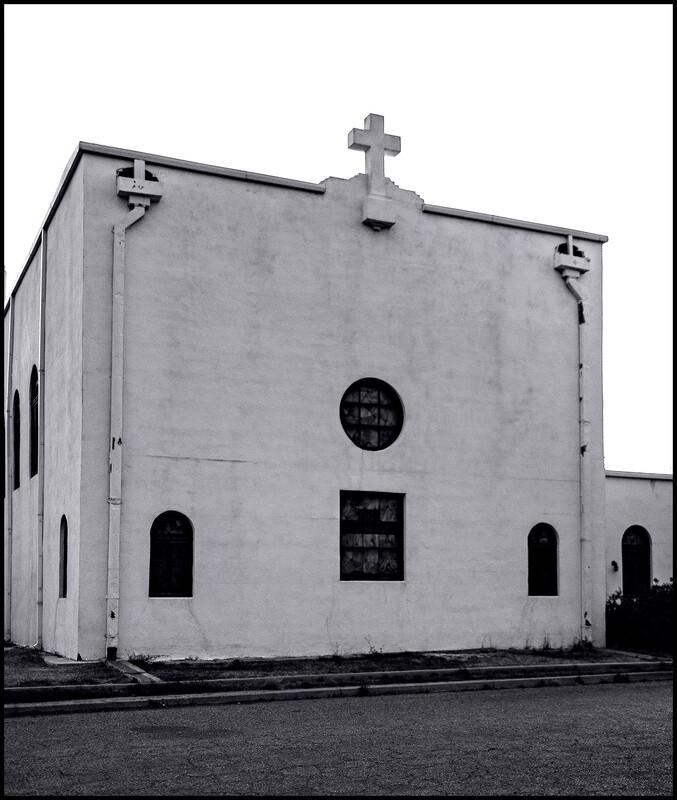 Church - Marfa, TX