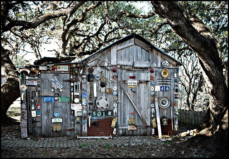 Old Barn - Gruene, TX