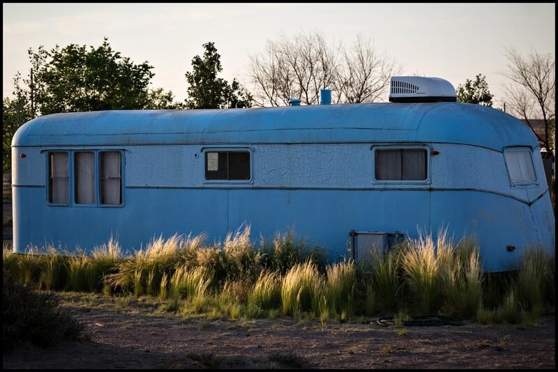 El Cosmico Airstream - Marfa, TX