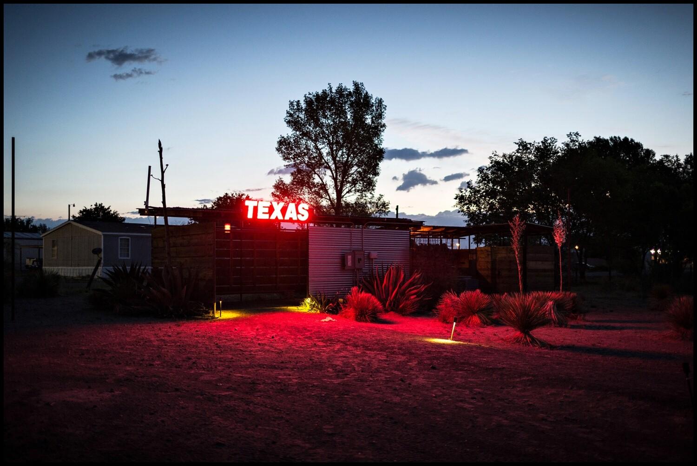 Sunrise Over Texas, El Cosmico - Marfa, TX