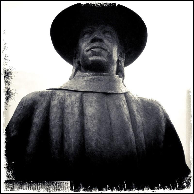Stevie Ray Vaughan Statue, Auditorium Shores - Austin, TX