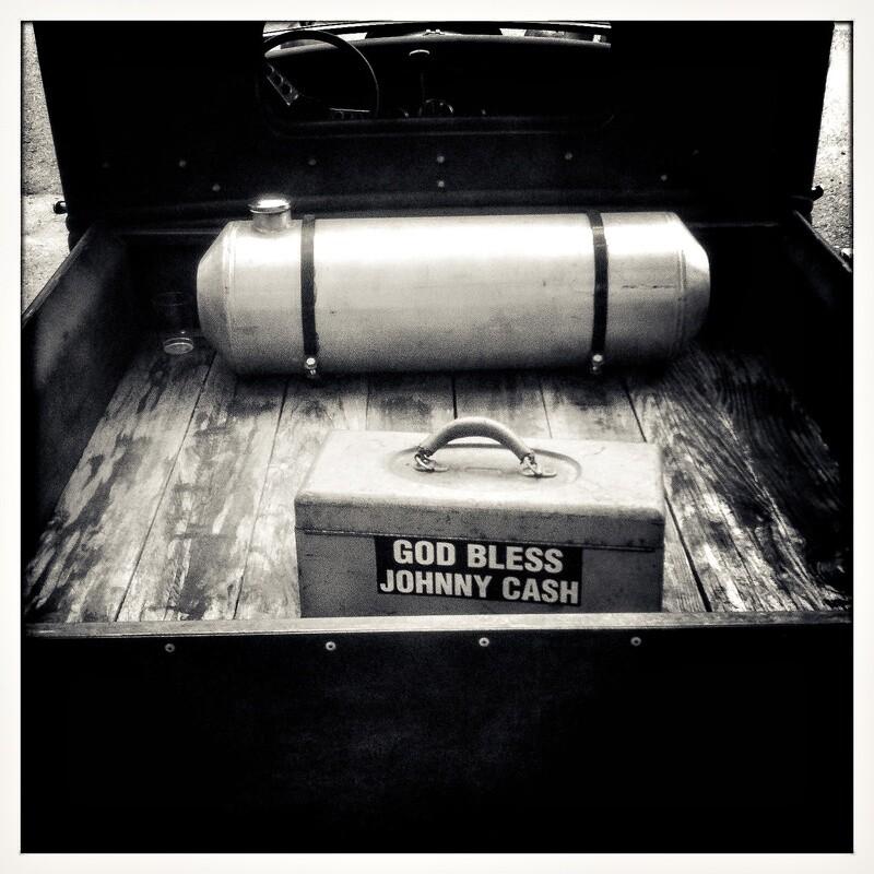 God Bless Johnny Cash - Gruene, TX