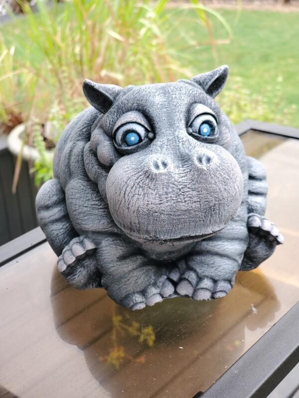 Baby Hippo (Smaller)