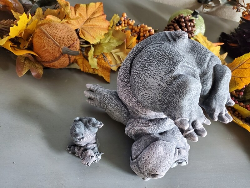 Playful Hippo