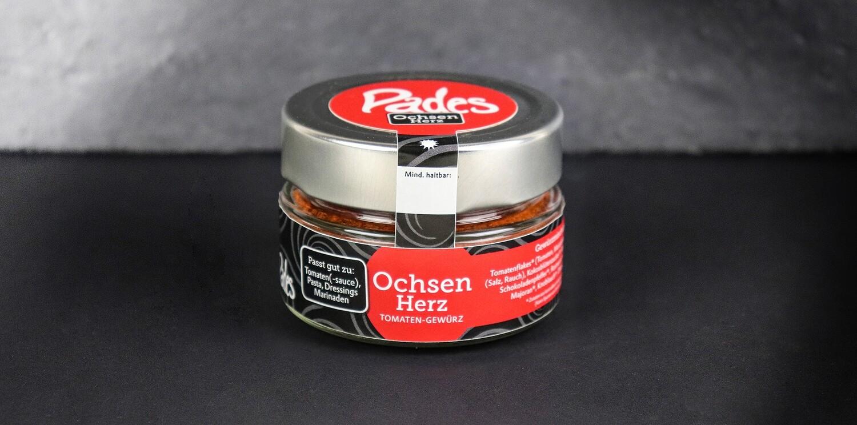 Ochsenherz – Tomaten-Gewürz