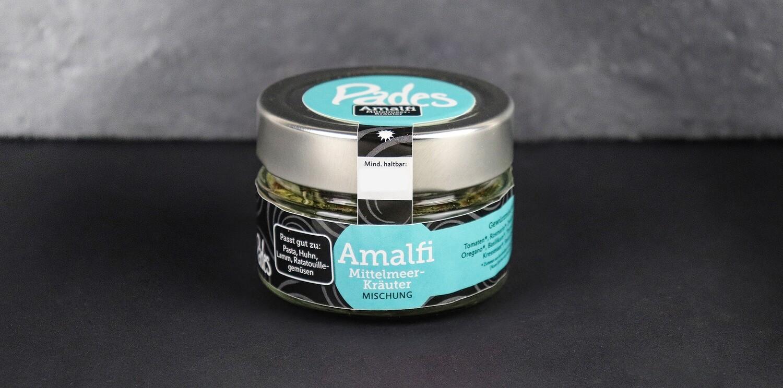 Amalfi – Mittelmeer-Kräuter-Mischung