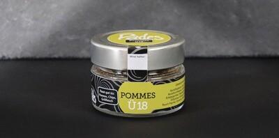 """Pommes """"Ü18"""""""
