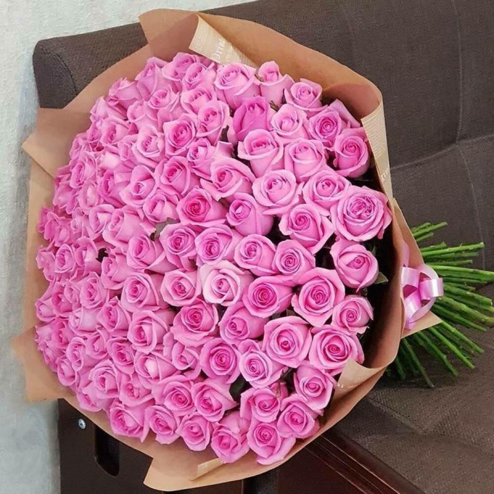 101 роза (Россия) Аква