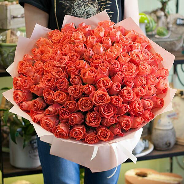 101 роза (Россия) Вау