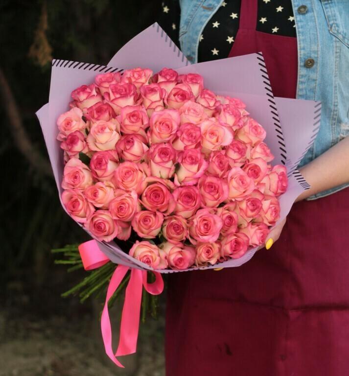 51 роза (Россия) Джумилия