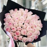 51 нежная роза Эквадор