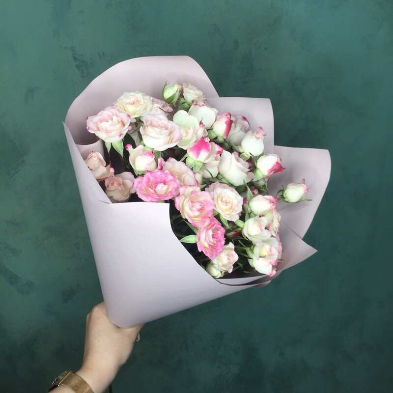"Кустовая роза ""Reflex"""