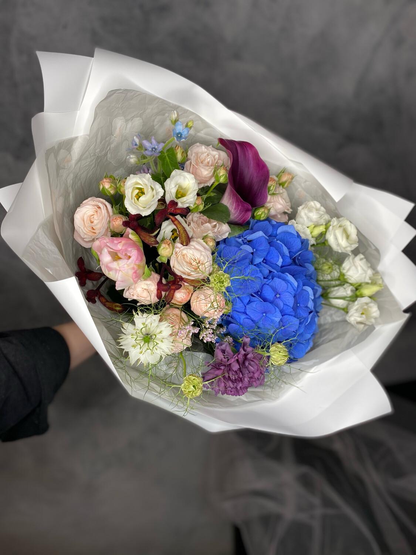 """Авторский букет цветов """"Паттайя"""""""