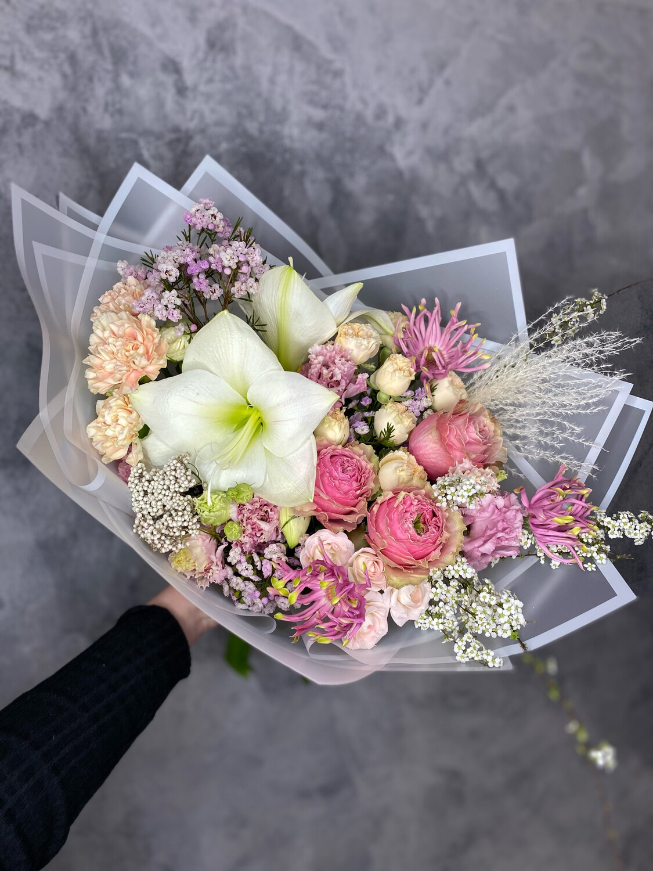 """Авторский букет цветов """"Инсар"""""""