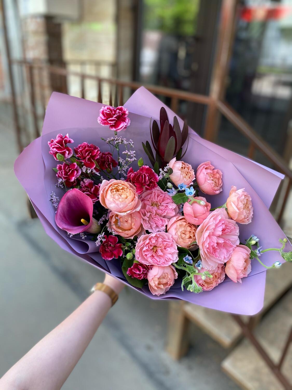 "Авторский букет цветов ""Доротея"""