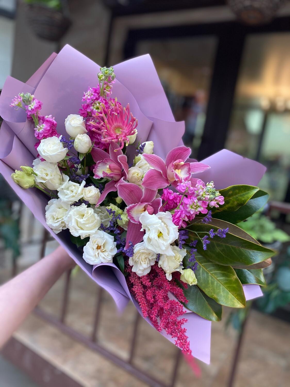 "Авторский букет цветов ""Арсиана"""
