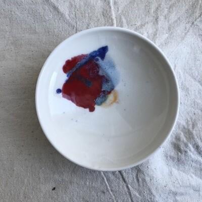 Petit bol en porcelaine