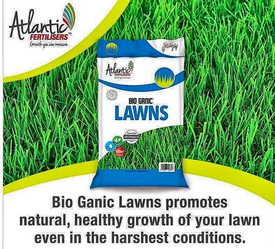 Atlantic Bio Ganic for Lawns In crumble form for easy application 5KG