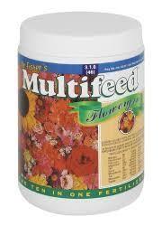 Multifeed Flower Grow 500g