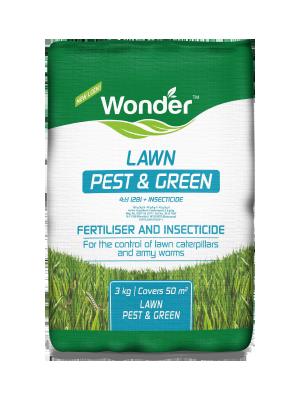 Wonder 4:1:1 (24) + Insecticide 3kg