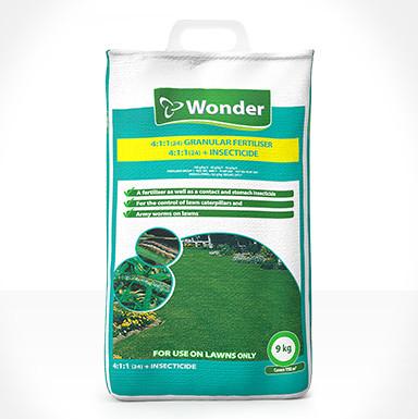 Wonder 4:1:1 (24) + Insecticide 9kg