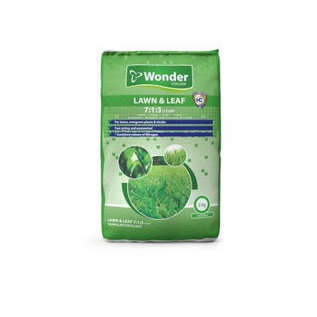 Wonder Lawn & Leaf 7:1:3 2kg