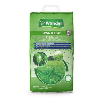 Wonder Vitaliser Lawn & Leaf 7:1:3 20kg