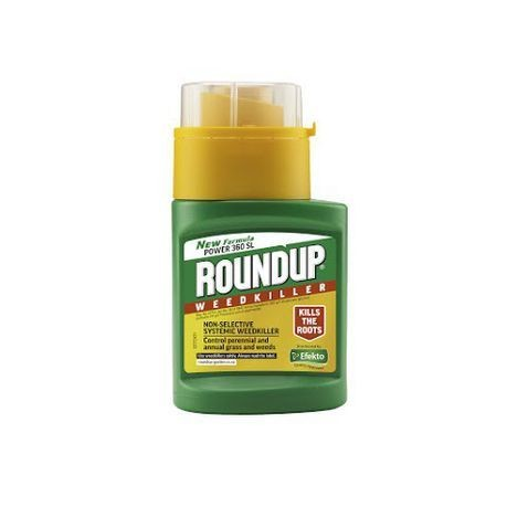 Roundup Weedkiller Concentrate 140ml