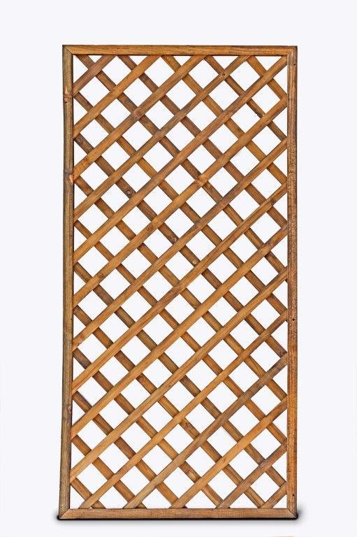 80mm Diamond Lattice Panel H1800xW600