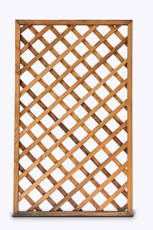 80mm Diamond Lattice Panel H1500xW900