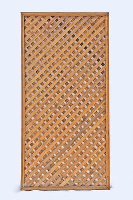 20mm Diamond Lattice Panel H1800xW600