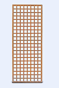 70mm Quarter Trellis Panel H2040xW420