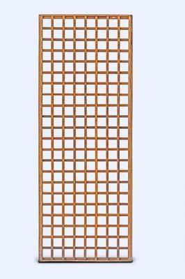 70mm Half Trellis Panel H2040xW600