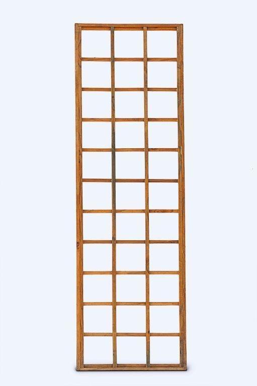 140mm Half Trellis Panel H1850xW540