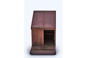 Wooden Barn Owl Nest Box
